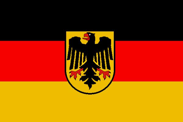 Almaniya bayrağı