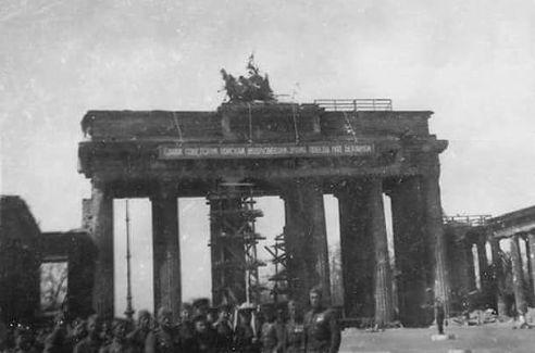 Berlinə ilk dəfə azərbaycanlılar girib