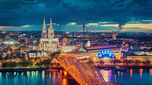 Köln Kafedralı: 6 əsrə tikilmiş tarixi abidə