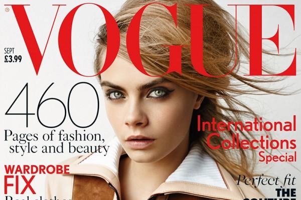 В британском журнале «Vogue» представлена «Карабахская коллекция» Леони Мерген
